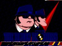 une photo d'écran de The Blues Brothers sur PC